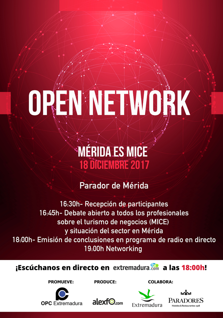 Open Network MÉRIDA ES MICE