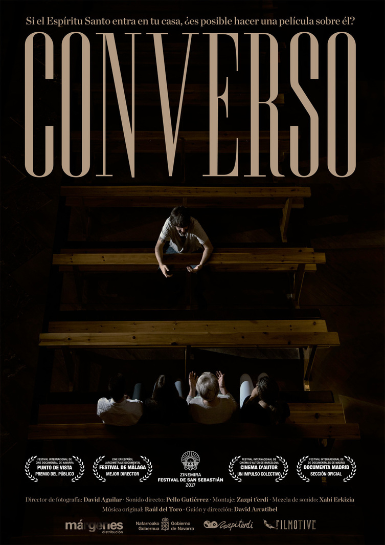 "Documental ""Converso"" - Badajoz"