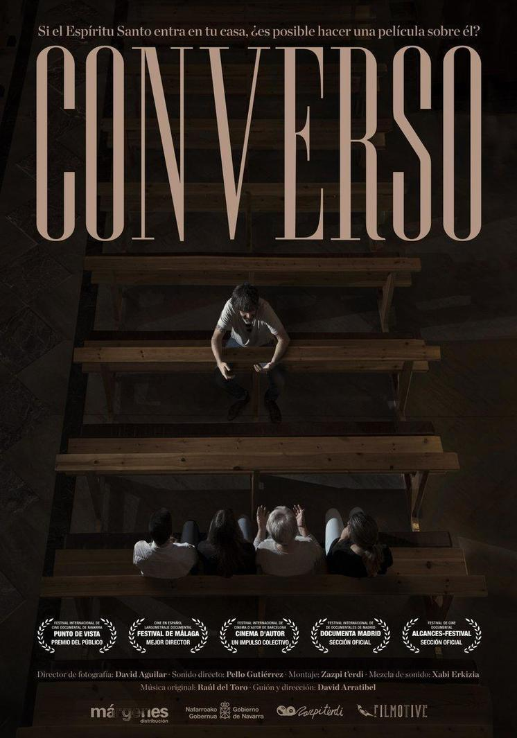 "Documental ""Converso"" - Mérida"