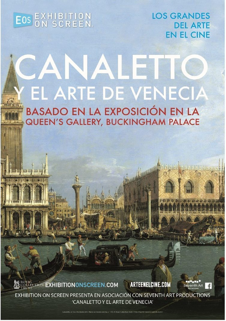 "Documental ""Canaletto y el arte de Venecia"" - Cáceres"