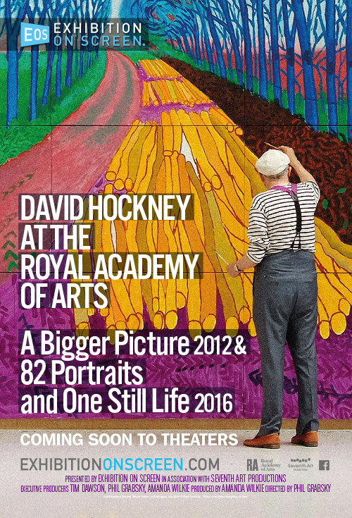 "Documental ""David Hockney en la Royal Academy of Arts"" - Cáceres"