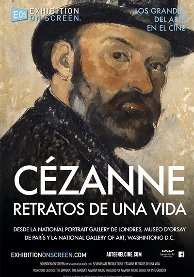 "Documental ""Cézanne: Retratos de una vida"" - Cáceres"