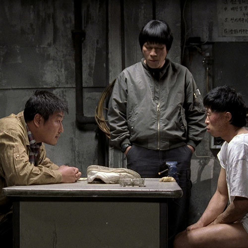 "Cine ""Memories of murder"" - Cáceres"