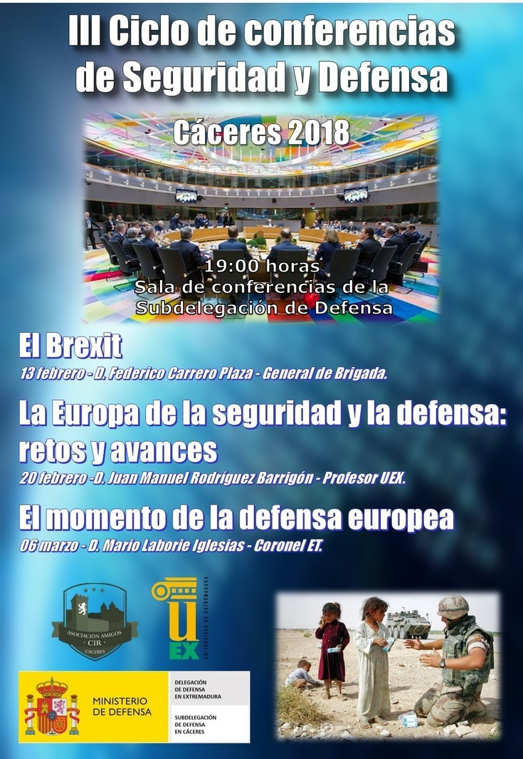 Normal iii ciclo de conferencias de seguridad y defensa 83