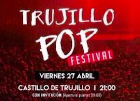 """Trujillo Pop"" Festival"