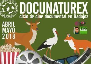 """Docunaturex"" - Ciclo de cine documental - Badajoz"