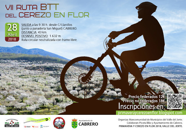 Normal vii ruta btt del cerezo en flor 84