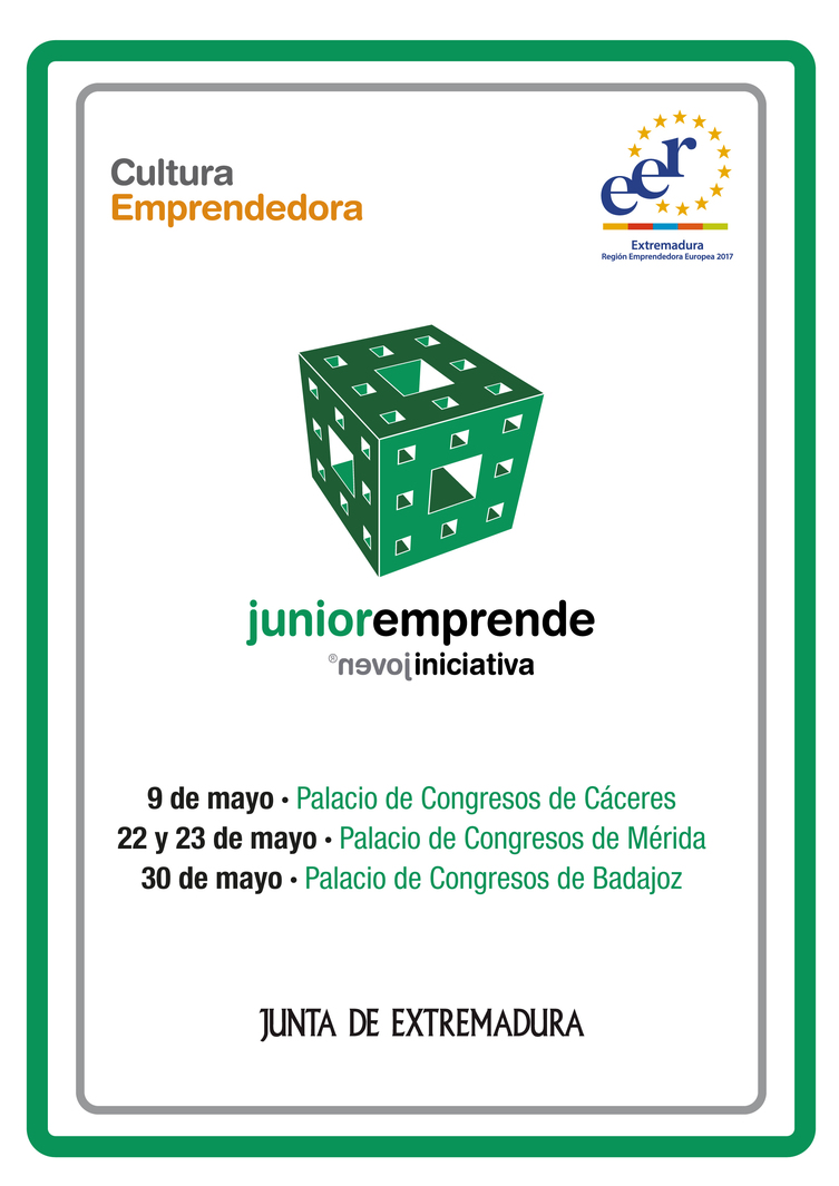 JuniorEmprende - Mérida