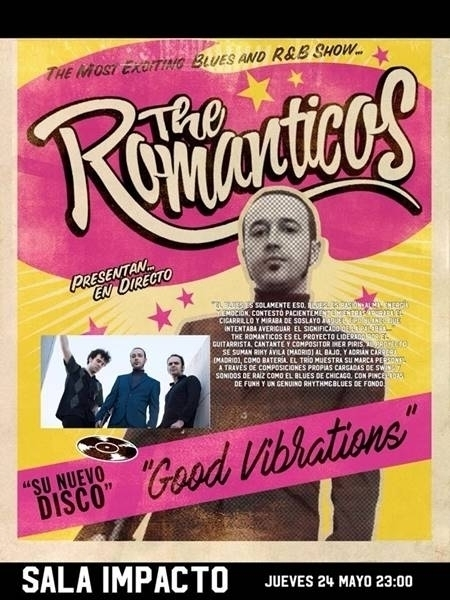 'The Romanticos' en Concierto - Plasencia
