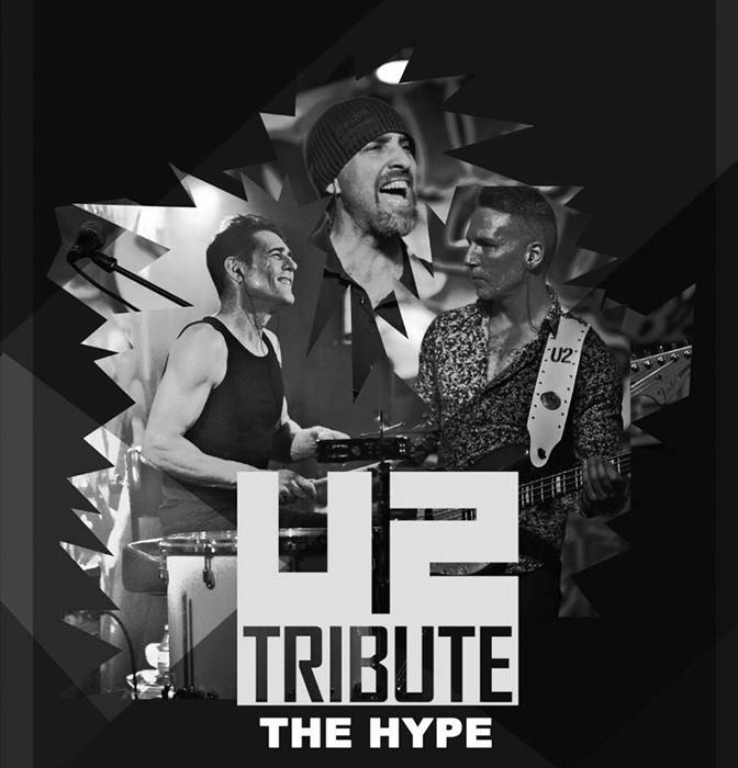 Concierto 'The Hype' - Tributo a U2 - Plasencia