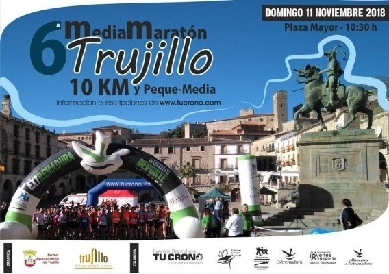 VI Media Maratón de Trujillo