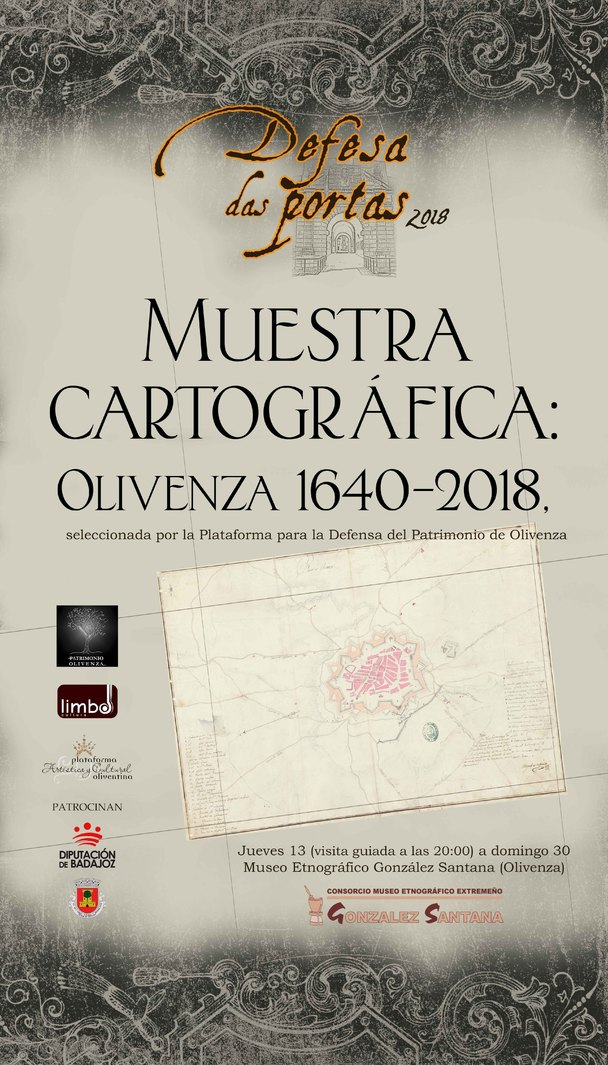 Normal muestra cartografica olivenza 1650 2018 19