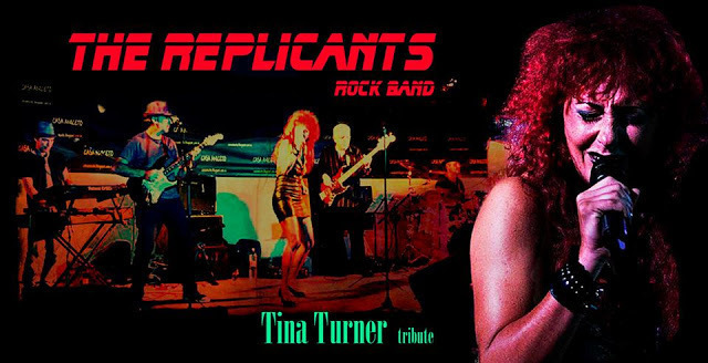 'The Replicants', concierto tributo a Tina Turner - Plasencia