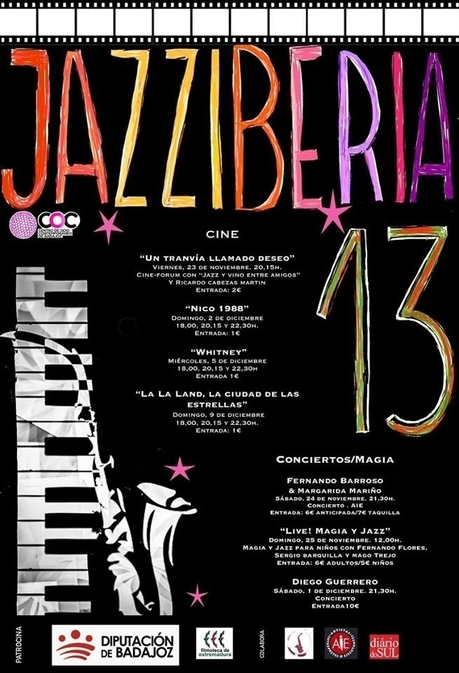 Normal jazziberia xiii badajoz 0