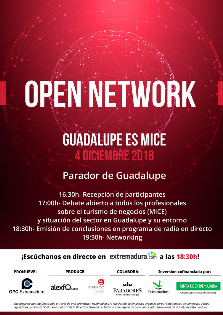 Open Network GUADALUPE ES MICE