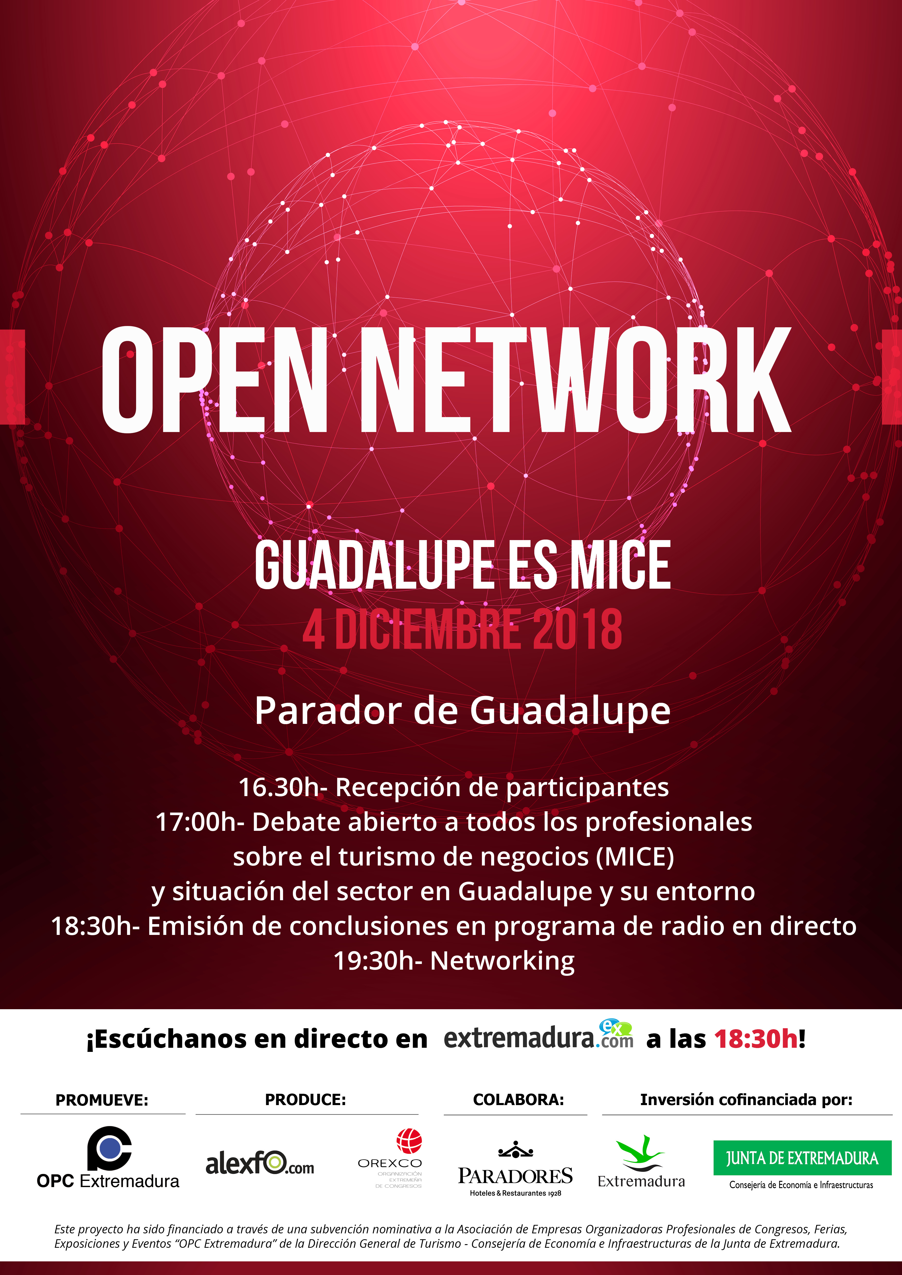 Open network guadalupe es mice 78