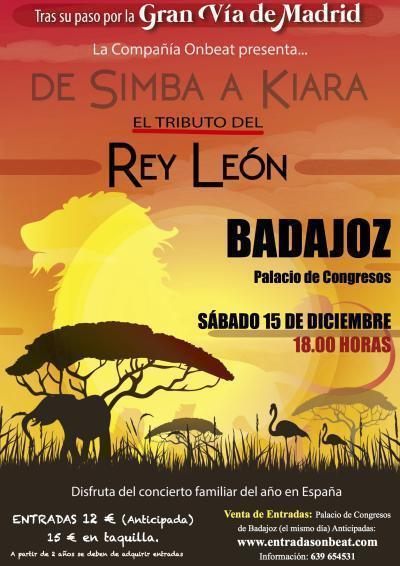 Normal espectaculo tributo al rey leon badajoz 54
