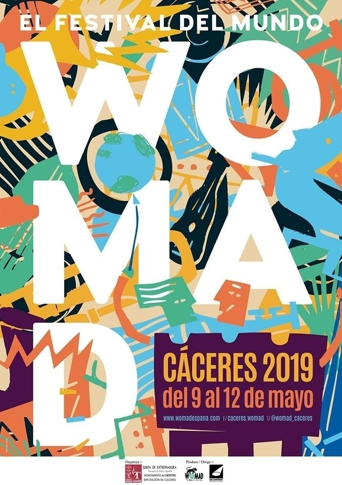 Womad 2019 - Cáceres