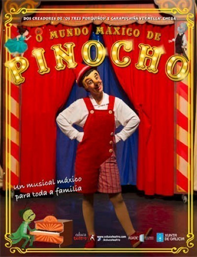 Normal musical infantil pinocho badajoz 70