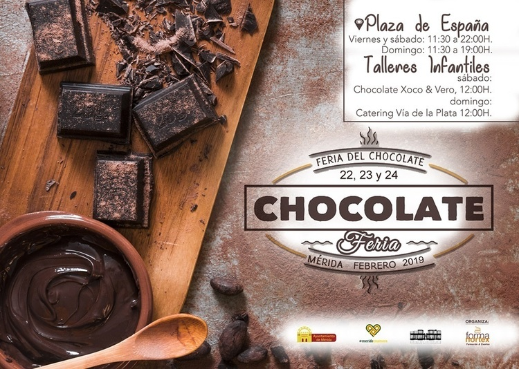III Feria del Chocolate - Mérida