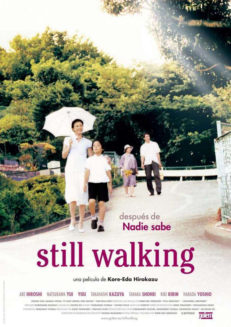 Cine 'Still Walking' - Cáceres