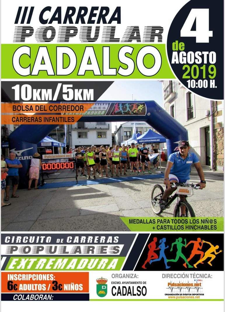 Carrera popular Cadalso