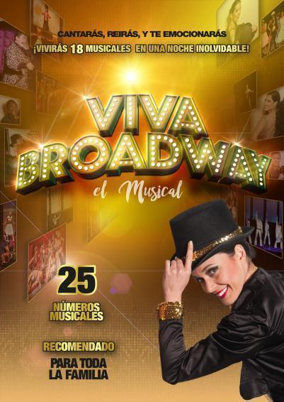 'Viva Broadway, El Musical' - Mérida