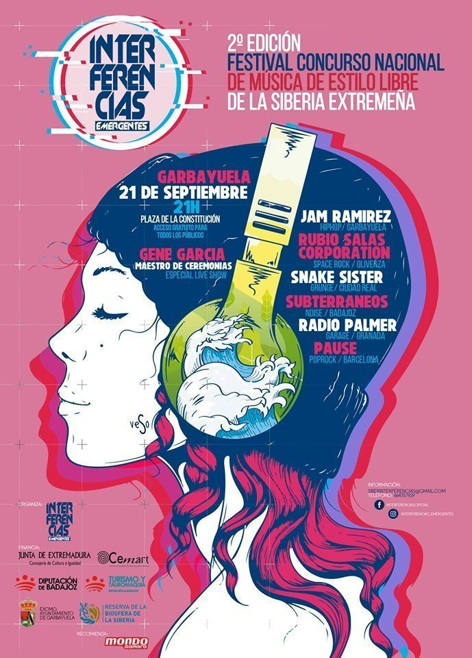 Festival Interferencias Emergentes II