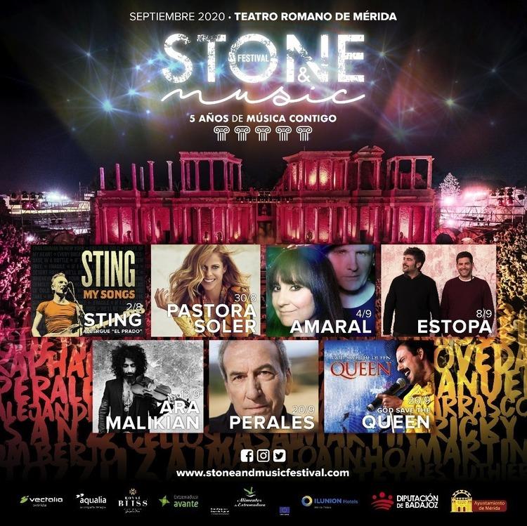 Stone & Music Festival - Mérida 2020