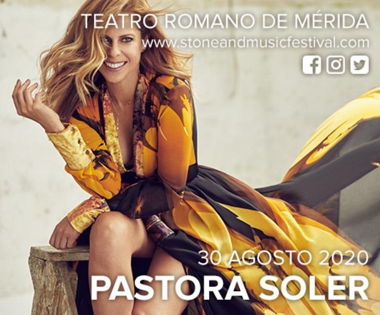 Concierto de Pastora Soler en Mérida ( Stone & Music Festival 2020)