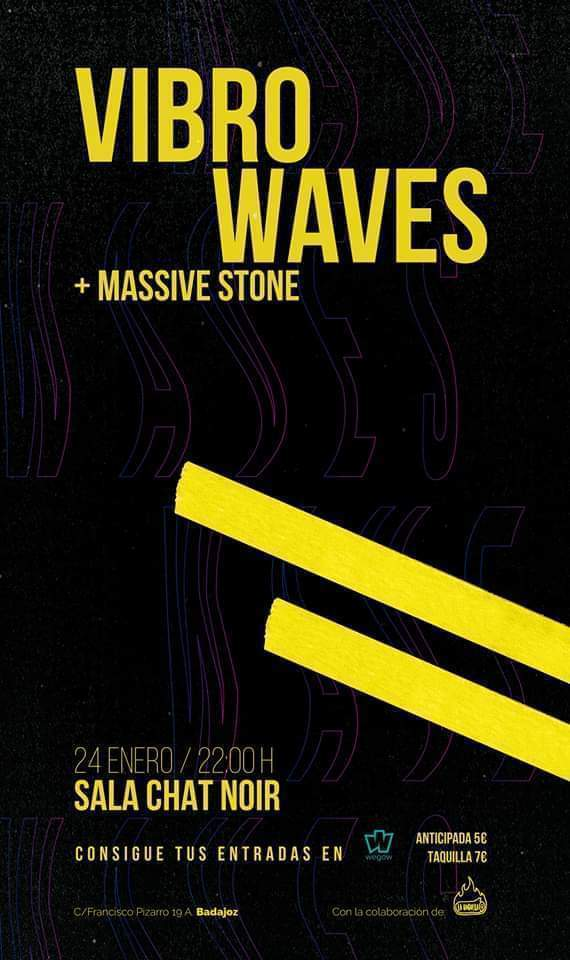 Vibrowaves + Massive Stone
