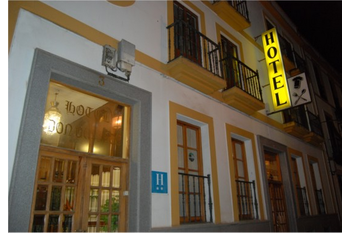 Normal hotel don quijote