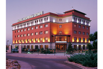 Normal hotel hesperia getafe