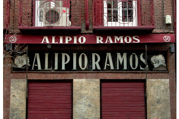 Normal taberna alipio ramos