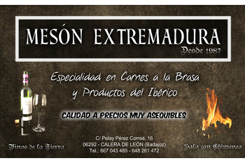 Normal meson extremadura