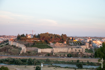 Normal alcazaba badajoz