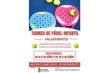 Torneo padel infantil 09 dot 08 dot 19 normal 3 2