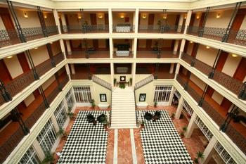 Gran hotel aqualange vista superior hall central normal 3 2