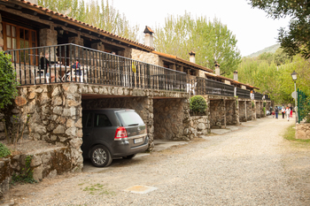 Camping y Bungalows Río Jerte