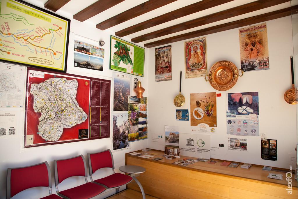 Agenda de oficina de turismo de guadalupe extremadura com - Oficina turismo caceres ...
