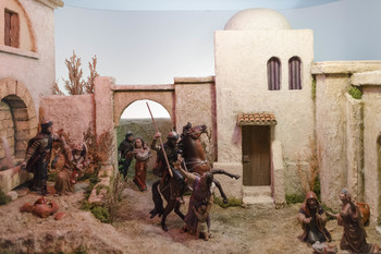 Belen monumental y dioramas 2014 badajoz 10 1 normal 3 2