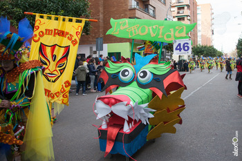 Comparsa la movida desfile de comparsas carnaval de badajoz 3 normal 3 2