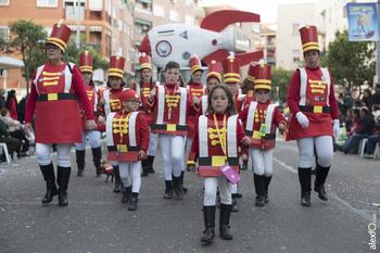 carnaval badajoz desfile