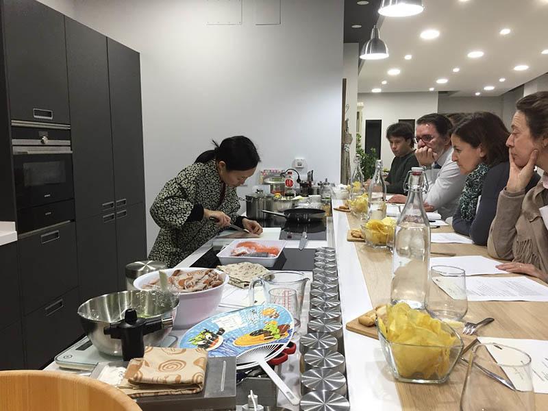 Fotos de curso de cocina japonesa s bado fotos - Curso cocina japonesa ...