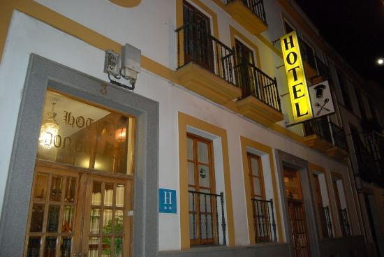 Hotel don quijote 8 md