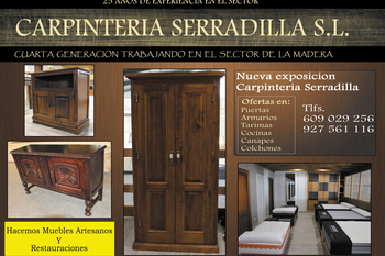 Carpinteria serradilla normal 3 2