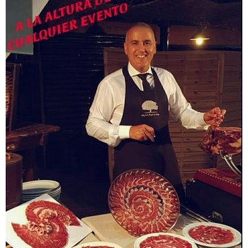 Normal miguel angel grinon carrizo cortador profesional de jamon